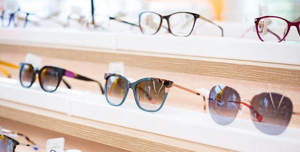 история солнцезащитных очков