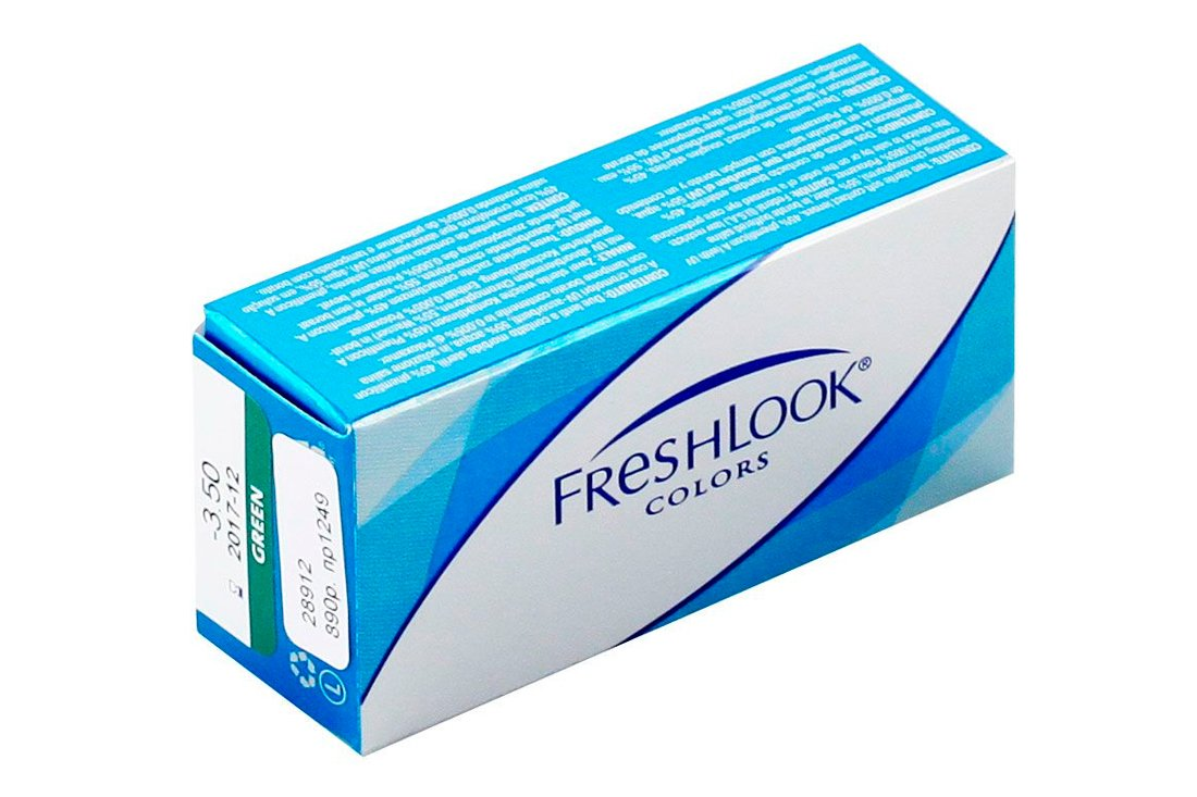 Контактные линзы Alcon Freshlook Colors (2)