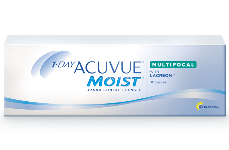 Контактные линзы 1-Day Acuvue Moist Multifocal - 1